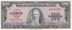 Image #1 of 100 Pesos 1950