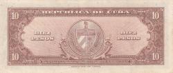 Image #2 of 10 Pesos 1949
