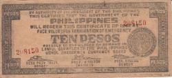 Imaginea #1 a 10 Pesos 1942