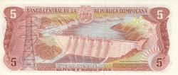Imaginea #2 a 5 Pesos Oro 1982