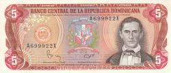 Imaginea #1 a 5 Pesos Oro 1982