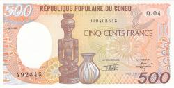 Image #1 of 500 Francs 1991 (1. I.)