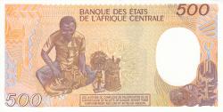 Image #2 of 500 Francs 1991 (1. I.)
