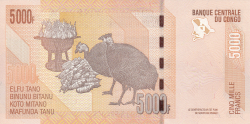 Image #2 of 5000 Francs 2005 (2. II.)