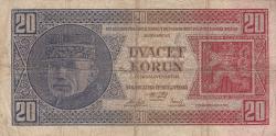 Image #1 of 20 Korun 1926 (1. X.) - 2