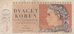 Image #1 of 20 Korun 1949 (1. V.)