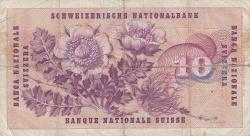Image #2 of 10 Franken 1956 (29. XI.)