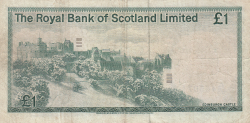 1 Pound 1975 (1. V.)