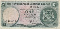 Image #1 of 1 Pound 1975 (1. V.)