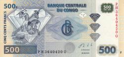 500 Francs 2013 (30. VI.)