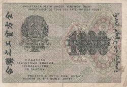 Image #2 of 1000 Rubles 1919 (1920)