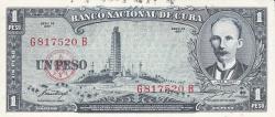 Image #1 of 1 Peso 1957