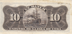 Imaginea #2 a 10 Centavos 1897 (15. II.)