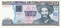 Image #1 of 20 Pesos 2009
