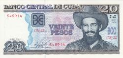 Image #1 of 20 Pesos 2013
