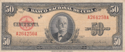 Image #1 of 50 Pesos 1950
