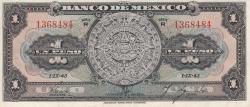 Image #1 of 1 Peso 1943 (1. IX.)