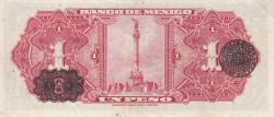 Image #2 of 1 Peso 1943 (1. IX.)