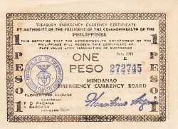 Image #1 of 1 Peso 1944