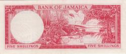 Imaginea #2 a 5 Shillings L.1960 (1964)