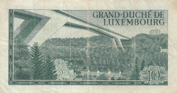 Image #2 of 10 Francs 1967 (20. III.)