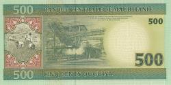 Imaginea #2 a 500 Ouguiya 2004 (28. XI.)
