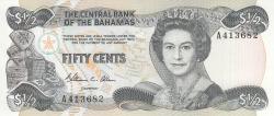Image #1 of 1/2 Dollar L.1974 (1984)