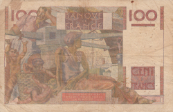 100 Franci 1947 (17. VII.)