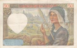 Imaginea #2 a 50 Franci 1941 (24. IV.)