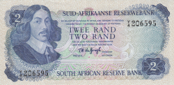 Imaginea #1 a 2 Rand ND (1974) - replacement note