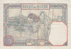 Image #2 of 5 Francs 1941 (19. IX.)