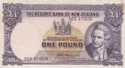 Image #1 of 1 Pound ND (1956-1960)