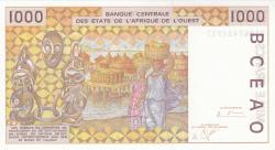 Image #2 of 1000 Francs (20)01