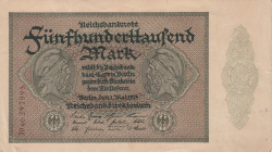 Image #1 of 500 000 Mark 1923 (1. V.) - 2