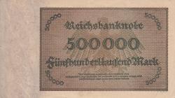 Image #2 of 500 000 Mark 1923 (1. V.) - 2