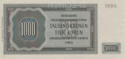 Imaginea #2 a 1000 Korun 1942 (24. X.)