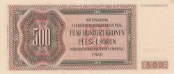 Imaginea #2 a 500 Korun 1942 (24. II.)
