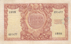 Image #2 of 100 Lire 1951 (31. XII.)