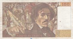 Image #2 of 100 Francs 1987