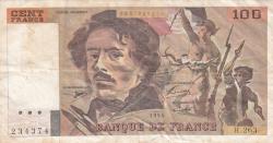 Image #1 of 100 Francs 1994
