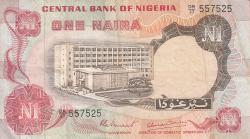 Imaginea #1 a 1 Naira ND (1973-1978)