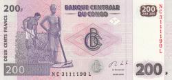 Imaginea #1 a 200 Francs 2013 (30. VI.)
