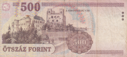Imaginea #2 a 500 Forint 2005