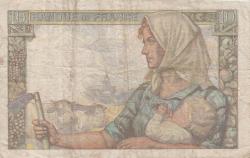 Imaginea #2 a 10 Franci 1942 (26. XI.)