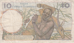 Image #2 of 10 Francs 1946 (18. I.)