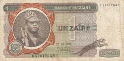 Image #1 of 1 Zaïre 1976 (27. X.)