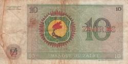 Image #2 of 10 Zaïres 1979 (24. VI.)
