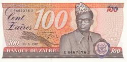 Image #1 of 100 Zaïres 1985 (30. VI.)