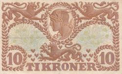 Imaginea #2 a 10 Coroane 1941 - Serie R