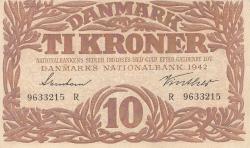 Imaginea #1 a 10 Coroane 1942 - Serie R